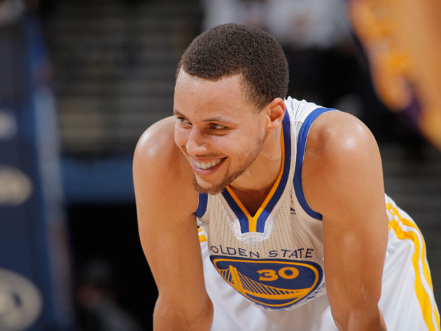 Stephen Curry is doing some pretty amazing things this year wit…