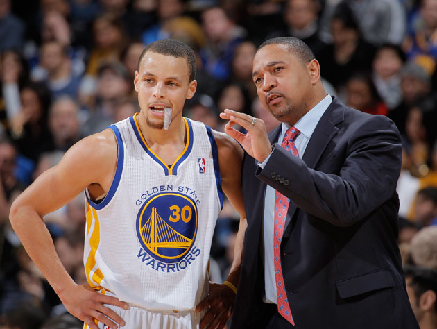 Mark Jackson is 'not going to go all Dr. King on' Stephen Curry…