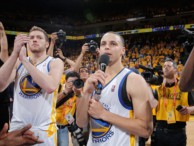 Stephen Curry cannot believe San Francisco gave him 'a freaking…