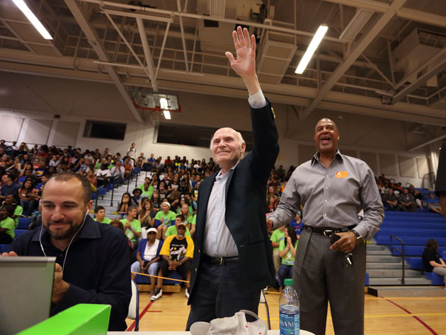 Bucks owner Herb Kohl is looking to add ownership partners to h…