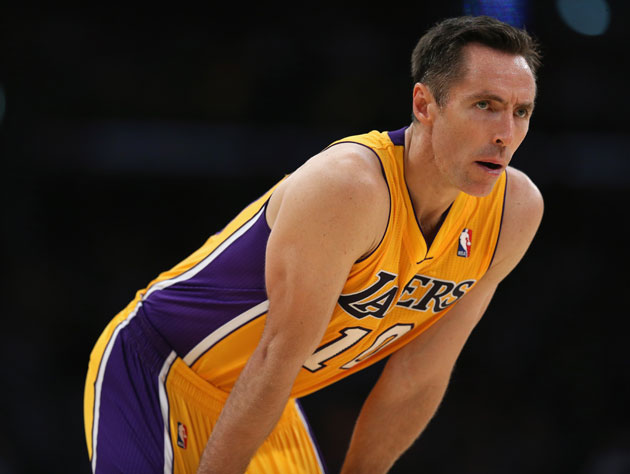 Steve Nash is still battling nerve damage stemming from his 201…