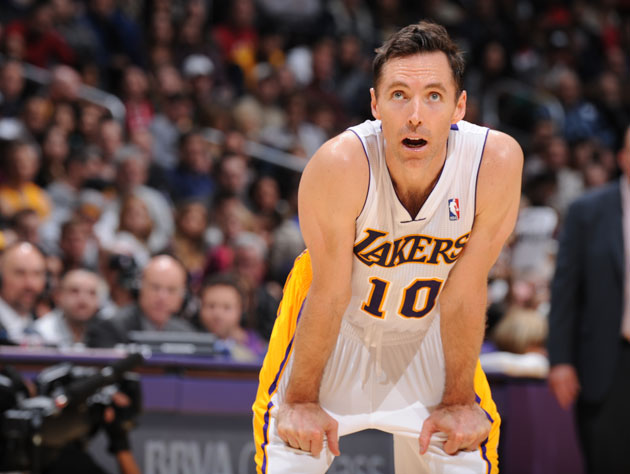 Steve Nash downplays a report that suggests a 2014 retirement f…