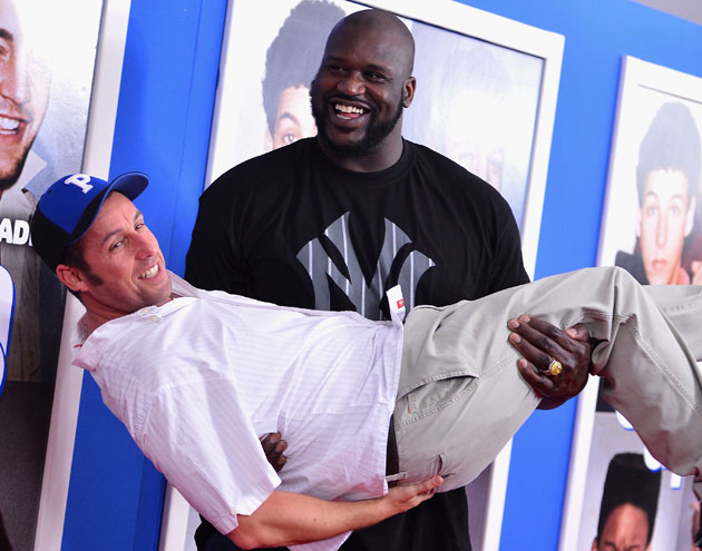 DeMarcus Cousins, how has your tutelage under Shaquille O'Neal …