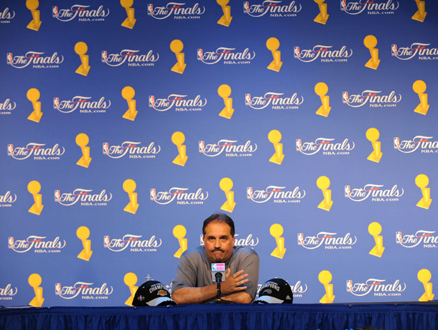 Stan Van Gundy says 'there's no question the comments I've made…