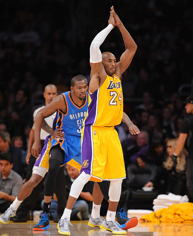 Jordan Crawford couldn't believe Kobe Bryant actually hisses li…