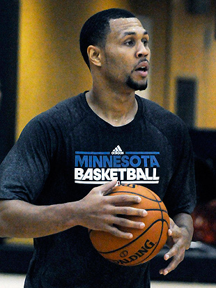Brandon Roy has yet to experience any setbacks, continues to ge…