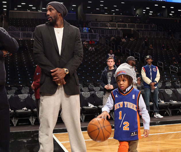Sources close to Amar'e Stoudemire claim he would 'be fine with…