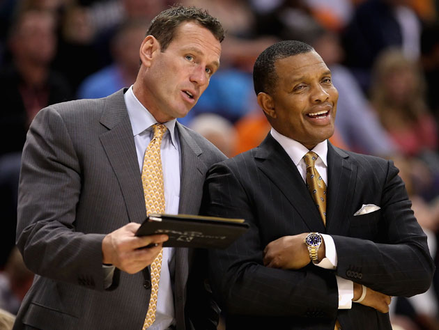 Dan Majerle and Elston Turner discuss leaving the Phoenix Suns,…