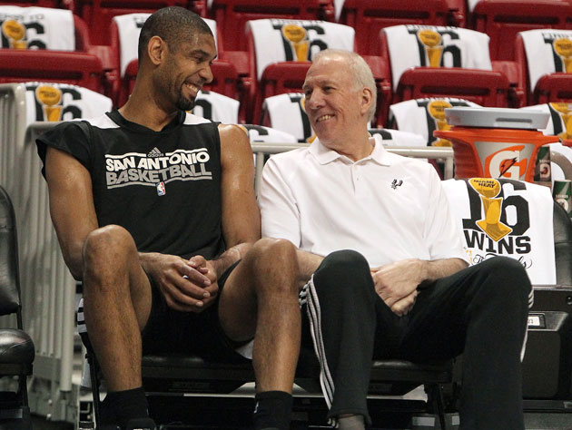 Win or lose, coaches Gregg Popovich and Erik Spoelstra have bee…