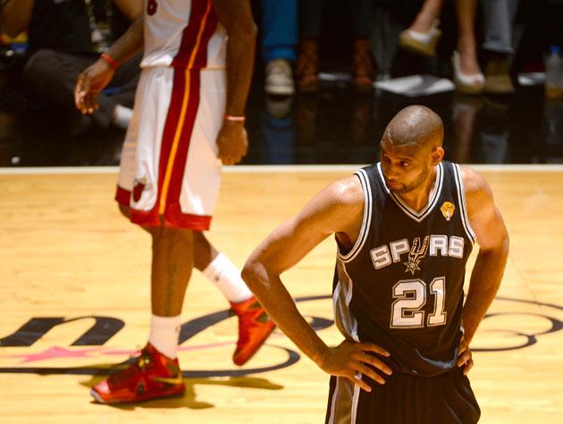 The San Antonio Spurs hold their own, dismissing the Miami Heat…
