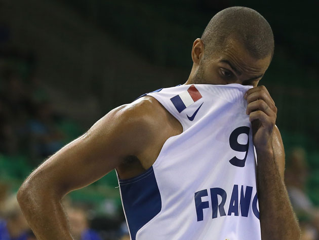 A 'tired' Tony Parker leads France to the EuroBasket title just…