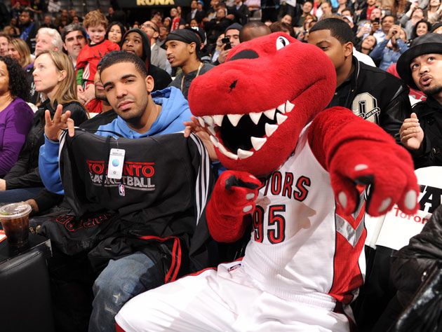The Toronto Raptors and Drake enter into a business partnership…