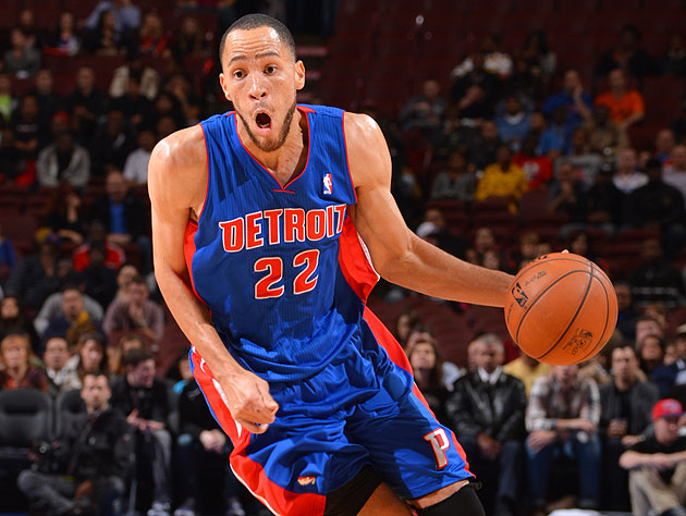 Create-a-Caption: Tayshaun Prince can't believe he's this open