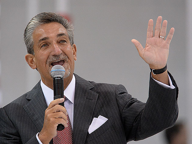 Wizards owner Ted Leonsis on combating locker room bullying/haz…
