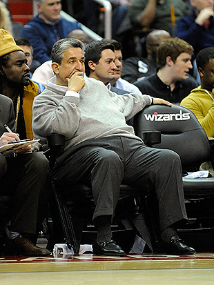 Wizards owner Ted Leonsis' story about 'missi