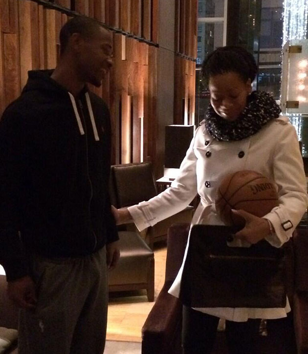 Raptors' Terrence Ross gave the game ball from his 51-point exp…
