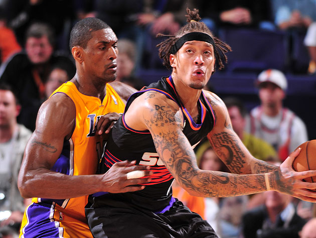 Michael Beasley gets aggressive, Tucker talks defending Kobe