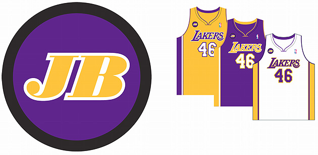 Los Angeles Lakers to wear jersey patch honoring late owner Dr.…