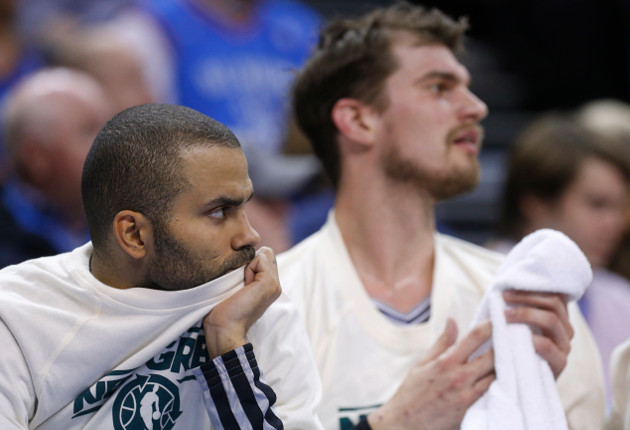 Gregg Popovich 'very concerned' about Tony Parker's health afte…