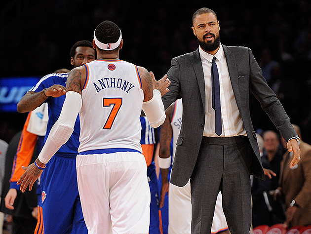Tyson Chandler (fractured right fibula) to return to Knicks lin…