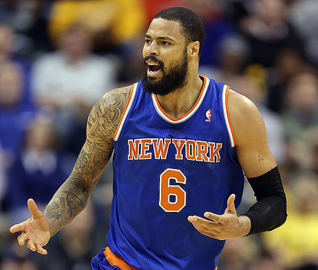 Tyson Chandler on Knicks' blowout loss to Nets: 'They outscheme…