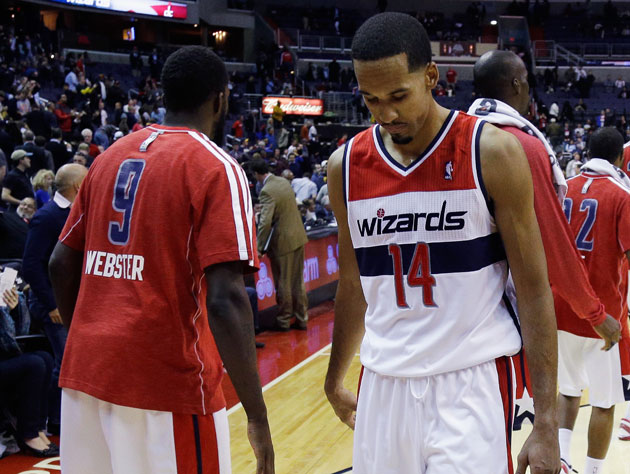 The Washington Wizards are still winless, as their coach wonder…