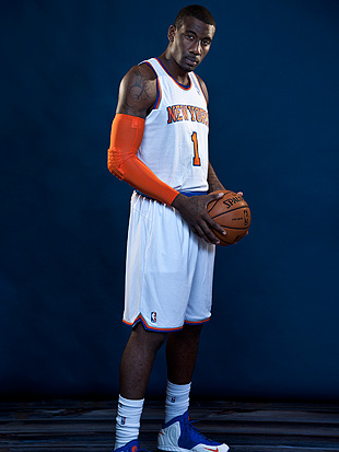 Amar'e Stoudemire could miss 6 weeks with left knee injury, acc…