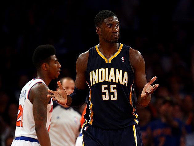 Roy Hibbert thinks the Pacers played like, um, kittens in Game …
