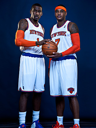 Knicks made Amar'e Stoudemire 'available for free' this summer,…