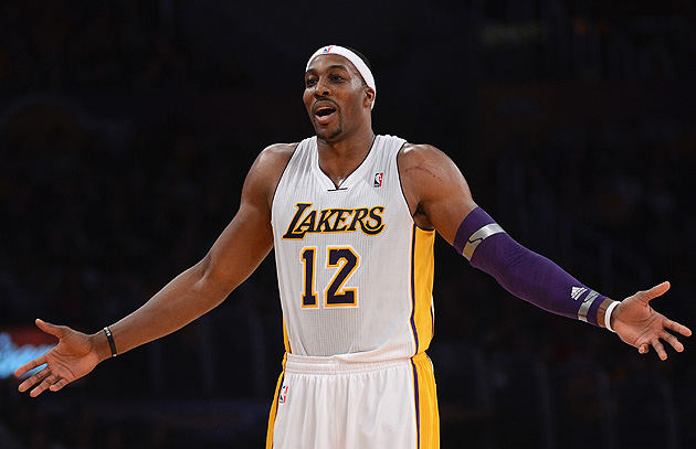 Dwight Howard might be willing to leave Lakers in free agency t…