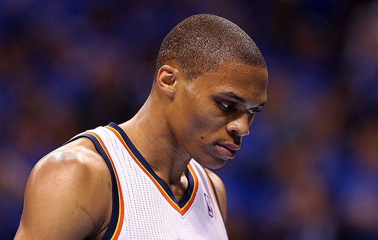 The 10-man rotation, starring fallout from Russell Westbrook's …