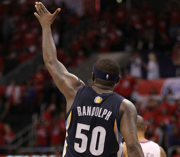 Zach Randolph might have backed into a nice little pay bump fro…