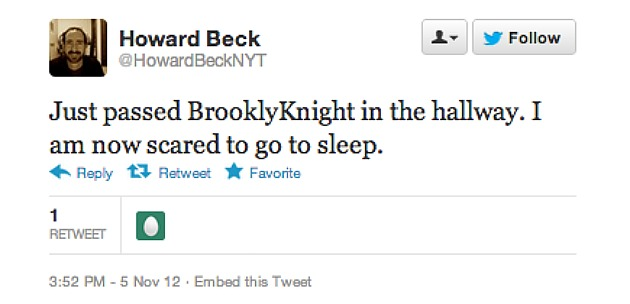 The Brooklyn Nets unveiled their mascot, the BrooklyKnight (VID…