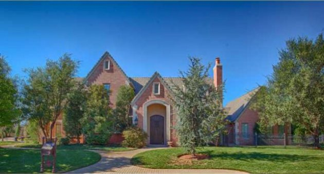 Kevin Durant is selling his house in Oklahoma City for a mere $…