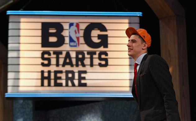 Grading the 2013 NBA draft, team by team