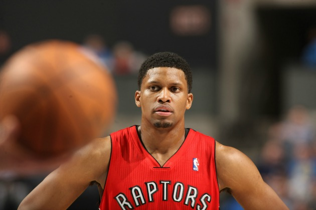Rudy Gay is not thinking about advanced metrics, which is proba…