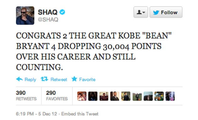 Kobe Bryant becomes the youngest ever to reach 30,000 career po…