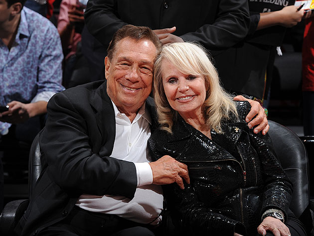 Clippers owner Donald Sterling ordered to pay an actress a $2 m…