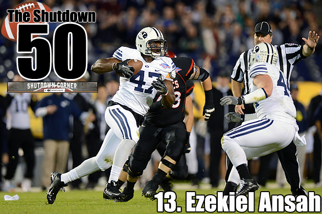 The Shutdown 50: BYU DE Ezekiel Ansah