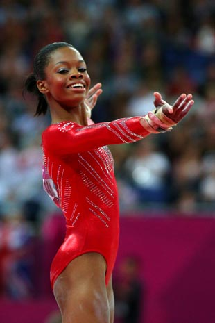 Michael Vick makes the case for Olympic gymnast Gabrielle Dougl…