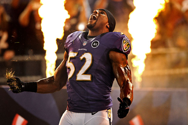 Ravens linebacker Ray Lewis confirms he will retire at the end …
