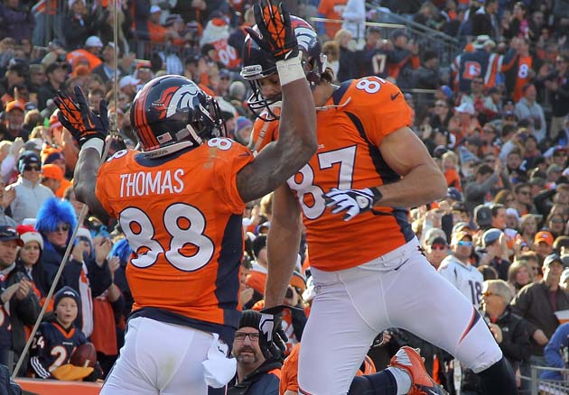 Broncos pair has the best nickname in the playoffs