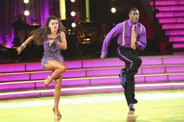 Jacoby Jones, Super Bowl hero and of 'Dancing With the Stars' f…