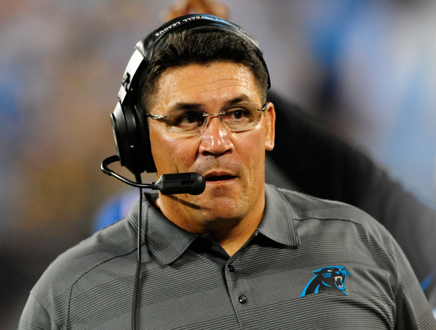 Ron Rivera doesn't understand all the excitement over fast-brea…