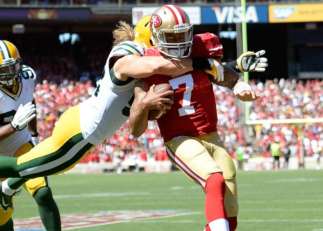 Green Bay Packers' Clay Matthews fined $15K for hit on San Fran…