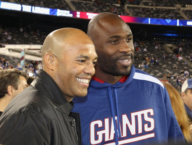 Giants RB Brandon Jacobs receives death threats via Twitter