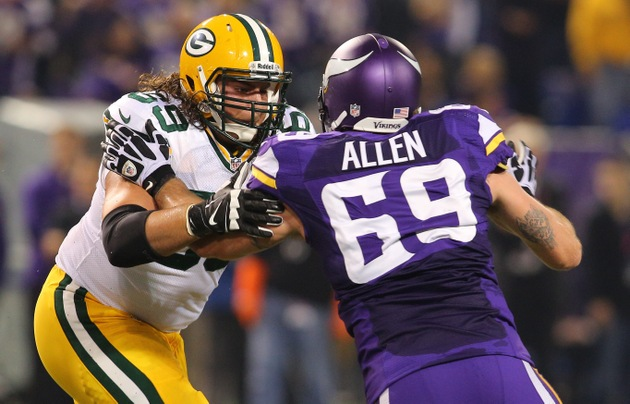 Vikings' Jared Allen could be on the move come Tuesday's trade …