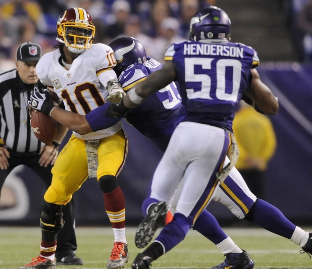 Vikings find way to rally against Redskins, who can't handle pr…