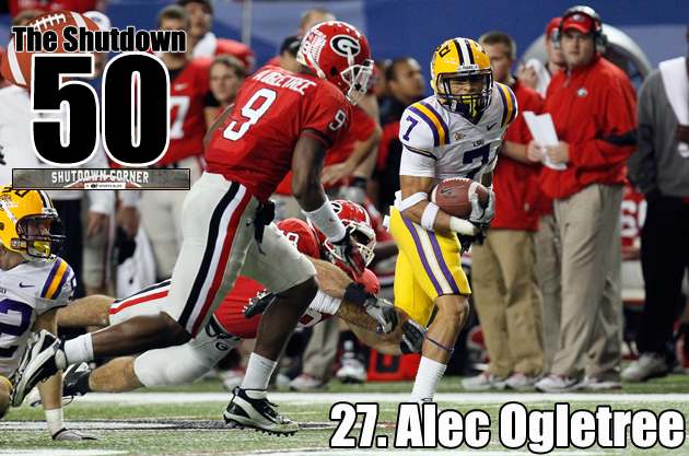 The Shutdown 50: Georgia LB Alec Ogletree
