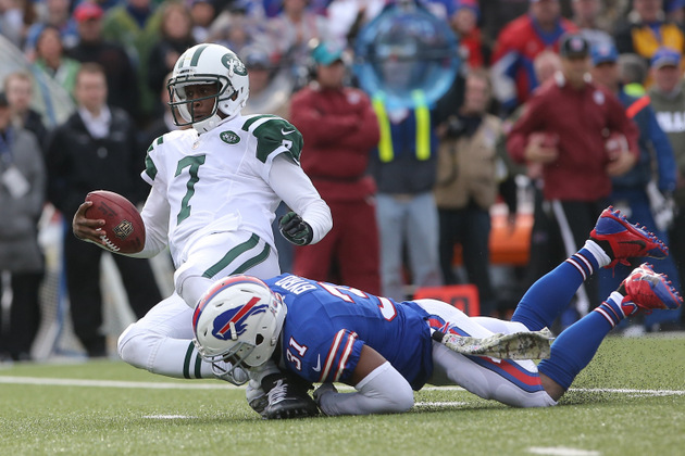 Geno Smith struggles mightily, benched as Jets blown out at Buf…
